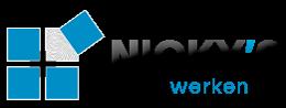 Nicky's Tegelwerken | Breda Logo