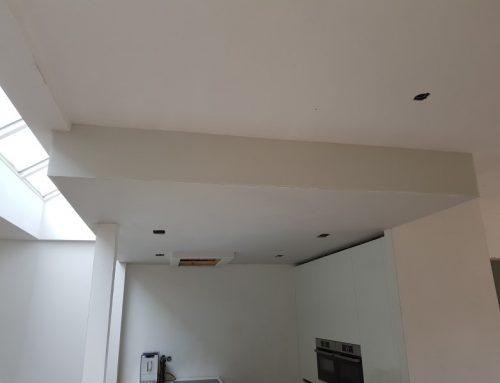 Plafond Stuken | Keuken