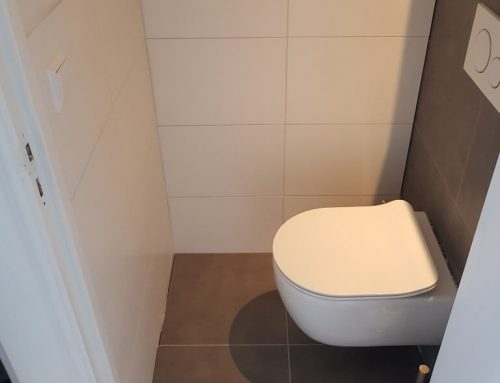 Wand vloertegels badkamer toilet nicky s tegelwerken